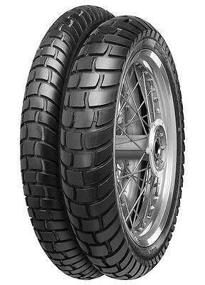 Yamaha DT 125 LC / MX 10V ContiEscape Tyre Pair