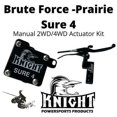 Sure 4 Manual Mechanical 2WD 4WD Actuator