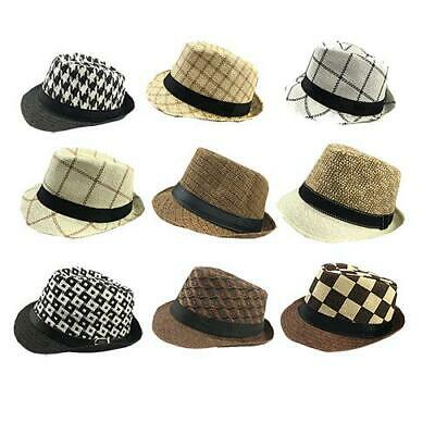 Wholesale Joblot Men's Trilby Hats High Quality Good Mixed Colours and Textures