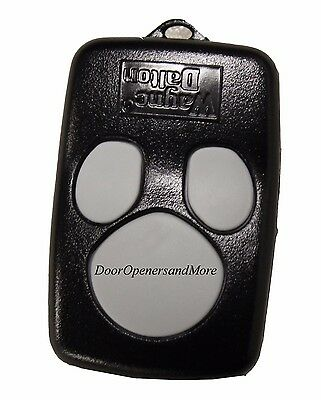 Wayne Dalton 327310 3973C 3 Button Visor Remote Control 372 MHz Replaces 300643