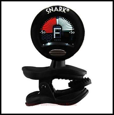 Snark Chromatic clip on Headstock Ukulele Tuner SN-6 Uke Tuner Easy to Use