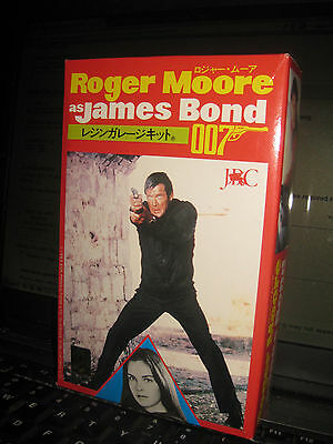 Roger Moore as James Bond 007 For Your Eyes ONLY Japan limited Resin Kit new