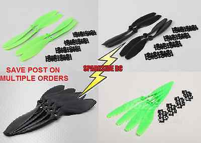 RC Quadcopter Multicopter Propeller - Clockwise/Counterclockwise various sizes.