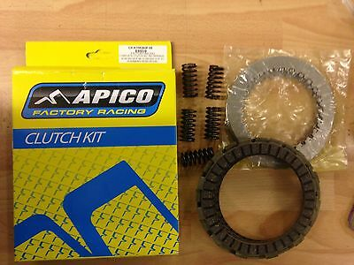 Apico Complete Clutch Kit Inc Springs Fits  Ktm  Excf250  Excf 250  2007-2013