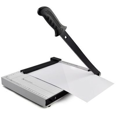 BN A4 to B7 Size Paper Cutter Guillotine Trimmer 12 Sheets