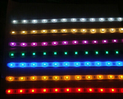 LED Strip Light Sets With PP3 Clip For Multiple Uses - Shelving Display Scenery