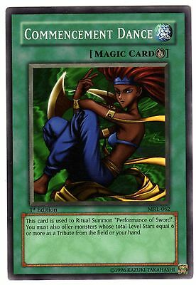 Commencement Dance MRL-EN062 carte Yu-Gi-Oh! 1st First Edition (ENGLISH CARD)