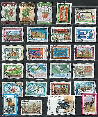 Afghanistan  - Very Nice Collection of  Stamps........A 4602