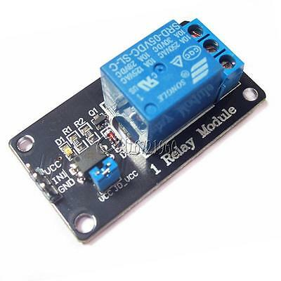 New One 1 Channel Isolated 5V Relay Module With Optocoupler For Arduino