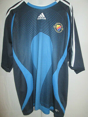 Djurgardens IF 2006 Training Football Shirt Adult Size small /11692