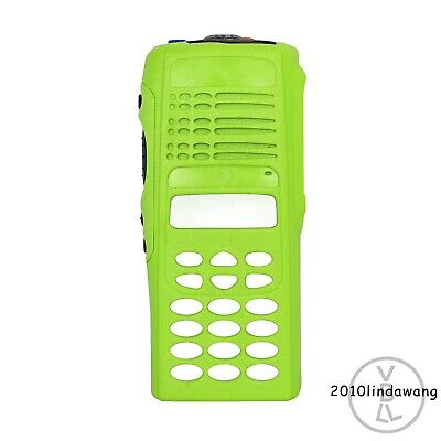 Green Replacement Full-keypad Case Housing for Motorola HT1250 Portable Radio