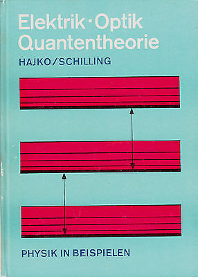 B3- HaD HAJKO / SCHILLING : ELEKTRIK - OPTIK - QUANTENTHEORIE  PHYSIK IN BEISPIE