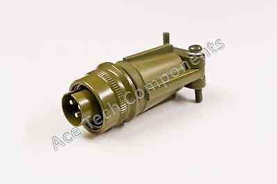 3106F10SL-3P MIL 5015 Circular Connector 3 pin male - 10 pieces
