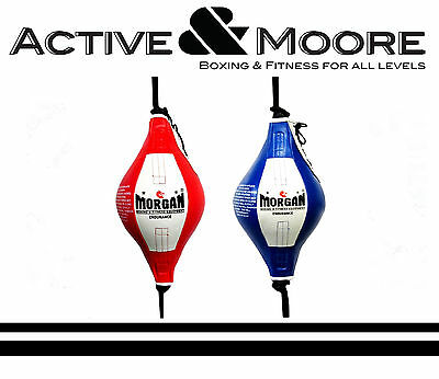Morgan Endurance Floor To Ceiling Ball Boxing Punching Bag Mma Ufc