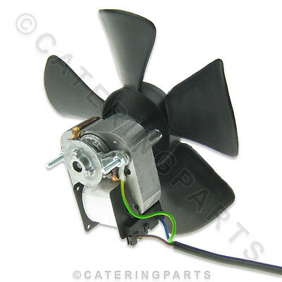UNIVERSAL 35w BLOWING FAN MOTOR - CAN BE USED ON AUTONUMIS BOTTLE COOLERS & MORE