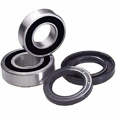 Rear Wheel Axle Bearing Seal Kit OE Carrier for 03-08 Suzuki LT-Z400 LTZ400 Z400