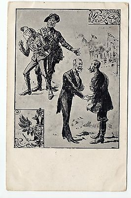 RUSSIE Russia Théme personnalités russes  FRANCE RUSSIE 1901 personnages 2