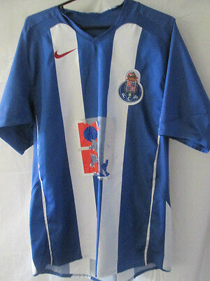 FC Porto 2005-2006 Home Football Shirt  Medium /11994