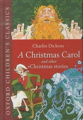 A CHRISTMAS CAROL and other Christmas stories - Charles Dickens geb.