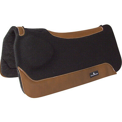 "Classic Equine BioFit Horse Correction Saddle Pad 31""x32"" Inches Western Tack"