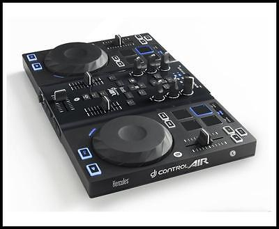 "Hercules 4780722 DJ Controller with ""Touch"" and ""Air"" Controls New"