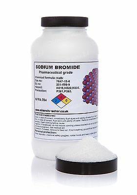 1kg Sodium bromide pharmaceutical grade! very high purity product