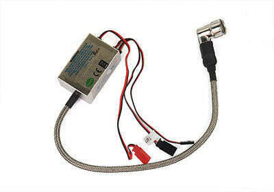 Automatic Angle Advanced Ignition CDI Electronic Module for DLE20/30/55cc Engine