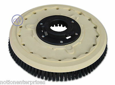 "Victor Floor Polisher / Scrubber 15"" (400mm)  Scrubbing Brush"