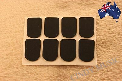 New 8pcs Mouthpiece patches pads cushions Clarinet/ Soprano Saxophone