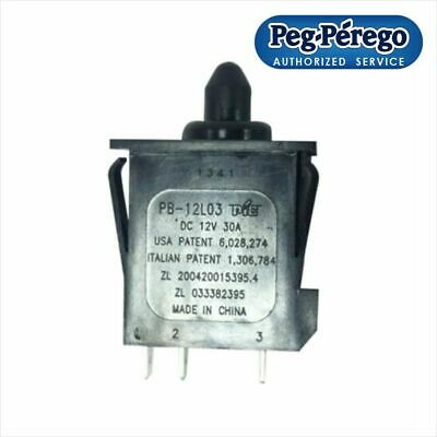 Peg Perego MEPU0001 Footboard Foot Plunger Switch Footswitch Accelerator