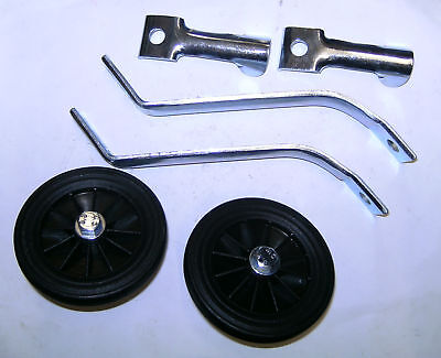 """STABILISERS PAIR to fit CHILDRENS CYCLE BIKE BICYCLE 14"""" TO 16"""" (400)"""