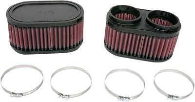 K&N Clamp On Air Filter Suzuki Katana GSX 600 750 RU-2922