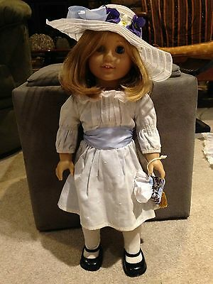 Historical Retired American Girl Doll: Nellie O'Malley