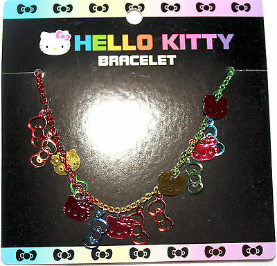 Sanrio Hello Kitty Rainbow Bracelet