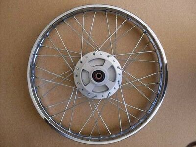 Honda complete REAR wheel rim SS50 CT110 CL70 1.4x17 H2573