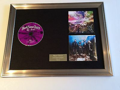 PERSONALLY SIGNED//AUTOGRAPHED DEVLIN A MOVING PICTURE FRAMED PRESENTATION