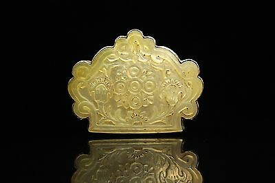 Antique Original Perfect Pearl Silver Ottoman Medicine Box