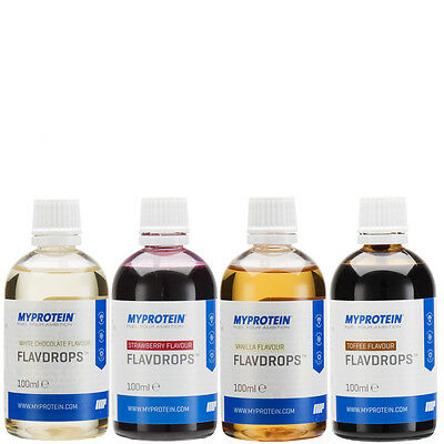 Myprotein: FlavDrops - Liquid Flavouring  - 50ml Pipette Bottle