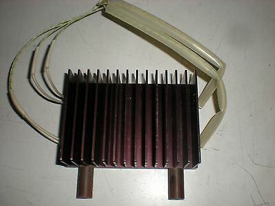 """3"""" x 4-1/4"""" Heat Sink with Heaters - #2"""