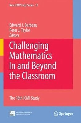 Challenging Mathematics In and Beyond the Classroom PORTOFREI