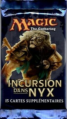 Booster Incursion dans Nyx Français - Journey into Nyx - Magic Mtg -