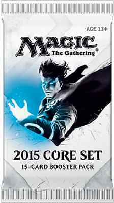Booster Magic 2015 - M15 - Français  - 15 cartes supplémentaires - Magic Mtg -