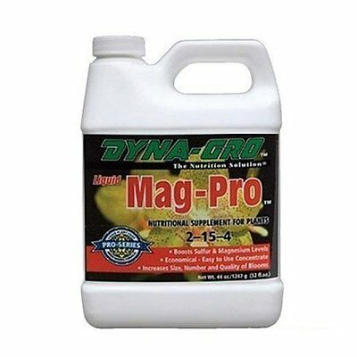 Dyna Gro Mag Pro 8oz ounce - liquid plant nutrient magnesium supplement bloom