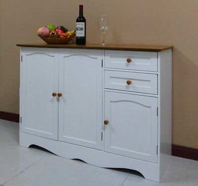 Buffet Sideboard Cabinet Hall Table Kitchen Cupboard Dressers Cabinet,HC-001