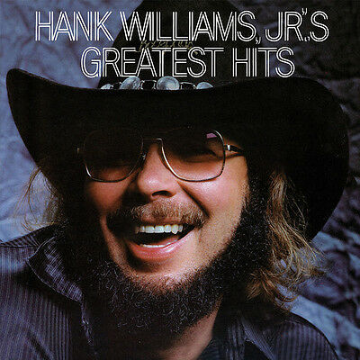 Hank Williams Jr. - Greatest Hits 1 [New CD]