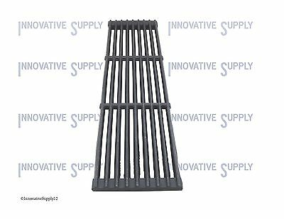 """8-Bar Grate - Cast Iron Top Grate - Char-Broiler 5"""" x 21"""" Imperial Part No. 1206"""