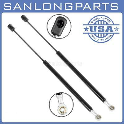 2pcs Gas Charged Rear Glass Window Lift Support Struts For Lincoln Navigator