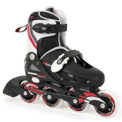 Osprey Boys Adjustable Inline Roller Skates Blades in Size 12 13 1 2 3 4 5 NEW