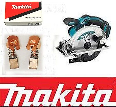 MakitaCB441 Carbon Brushes Part No 194435-6 4334D 5621RD BHR202 BHR241 BJR181 M2