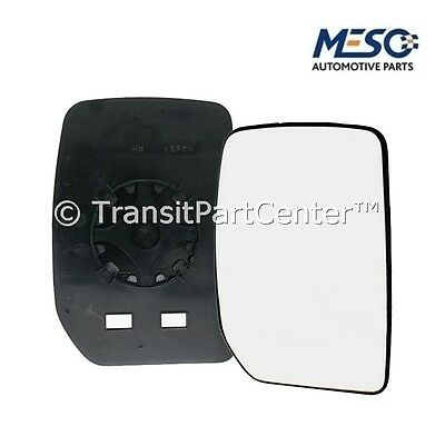 Manual Door Wing Mirror Glass Ford Transit Mk6 & Mk7 2000-2013 Driver Side Right